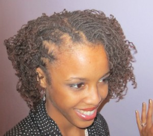 sisterlocks with flat twists