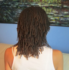 sisterlocks length